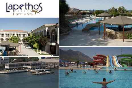 A1Cyprus - Cyprus resort hotel and spa including flights - Save 25%