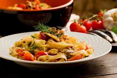 Giorgios Ristorante Italiano - Delicious Italian food from the a la carte menu for two  - Save 60%