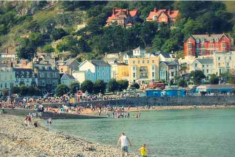 Esplanade Hotel Llandudno - 1 Night stay for 2 including breakfast - Save 46%
