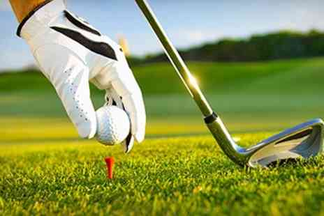 New Brannock - Golf Round For Two - Save 68%