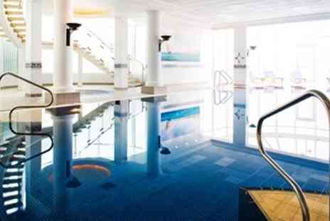 Grand Harbour Hotel - Waterfront Spa Day including Massage & Facial - Save 43%