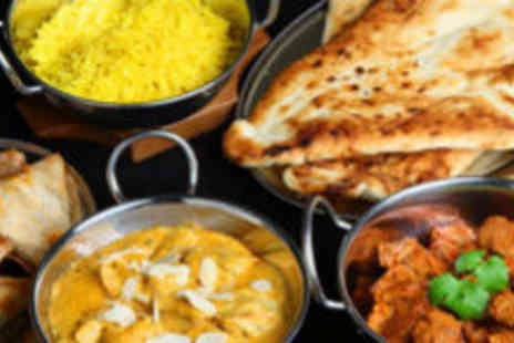 The Verandah - 20 Indian food voucher - Save 60%
