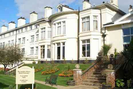 Devonshire House Hotel - Two Night break for two including full English breakfasts and a complimentary glass of wine - Save 29%