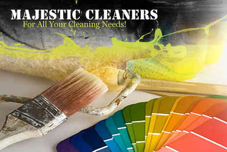 Majestic Cleaners - Give your home a facelift with Majestic Cleaners - Save 52%