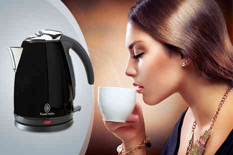 Up Global Sourcing - Russell Hobbs 13775 Black SS Kettle - Save 23%