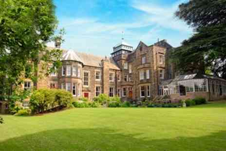 Makeney Hall Hotel - Derbyshire Victorian Country Mansion Stay with Dinner - Save 52%