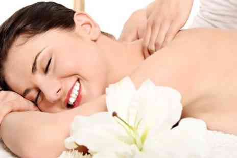 Simply Gorgeous - One Hour Massage Plus Choice of Beauty Treatment - Save 52%