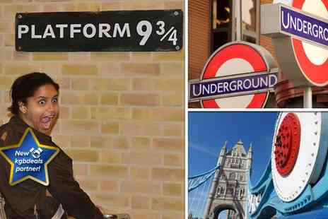 The Celebrity Planet -Three hour Harry Potter walking tour of London for one person - Save 55%