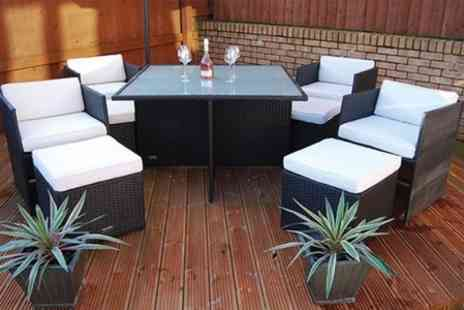 London Rattan - Garden Sets Richmond - Save 50%