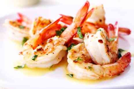 Giorgios Restaurant - Highly Rated 2 Course Italian Dinner for 2 - Save 57%