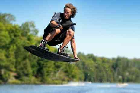 South Coast H20 - Wakeboarding For One - Save 60%