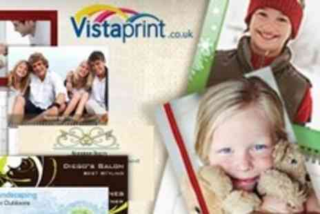 Vistaprint - £12 for a £60 Voucher Towards Anything - Save 80%