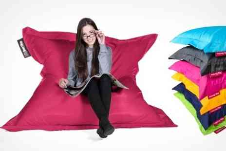 buyyourbeanbags.co.uk - Big Bertha Beanbag in Choice of Colours - Save 67%