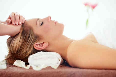 Pure Massage - Indian Head Massage - Save 57%