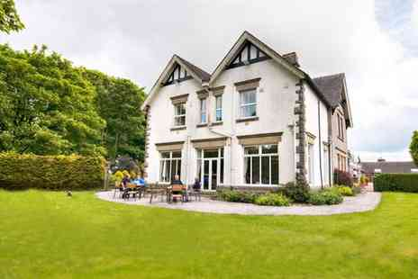 Newton House - Two Night stay for two including continental breakfasts and a bottle of wine - Save 18%