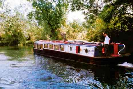 Cotswold River Cruises - Thames Trip With Cream Tea For Two - Save 24%