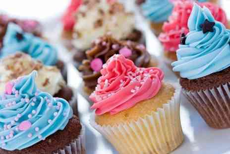 Mr Buns Bakery - Childrens Cupcake Decorating - Save 50%