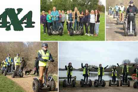 Berkshire 4x4 - Segway Experience - Save 46%
