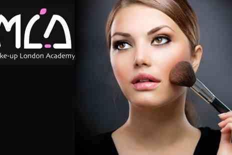 London Make Up Academy - Three Hour MAC Make Up Class - Save 80%
