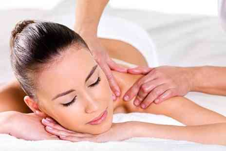 Inspiration Hair Salon - Massage With Mini Facial or Manicure - Save 34%