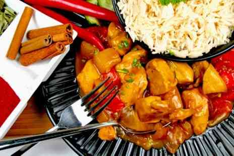 Indian Ocean - Two Course Indian Meal With Rice, Naan, Coffee and Liqueur - Save 0%