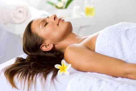 Cosmetic Body Clinic - One Hour Massage Plus Facial With Scrub or Wrap For One - Save 76%