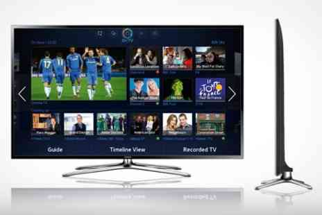 PRC Direct - Samsung 55inch Full HD 3D Smart LED TV - Save 17%