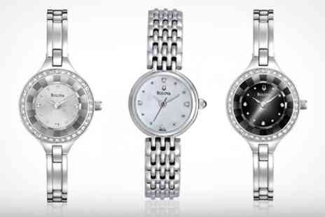 Shushstore.com - Bulova Ladies Watches - Save 55%