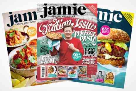 Jamie Magazine - Jamie Magazine One Year Subscription and Recipe Yearbook - Save 53%