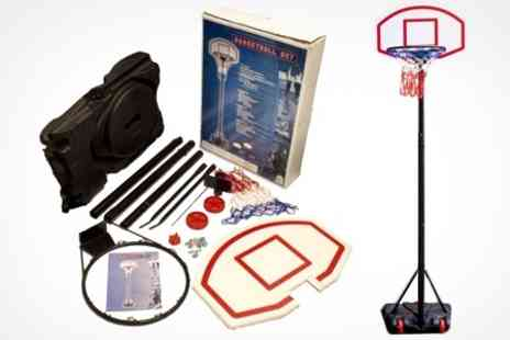 EasyGift Products - Free Standing Basketball Hoop Set - Save 54%