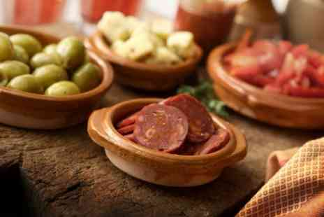 La Vida - Tapas and Sangria For Two - Save 59%