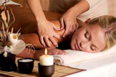 Ayurveda retreat - Choice of One Hour Massage - Save 53%