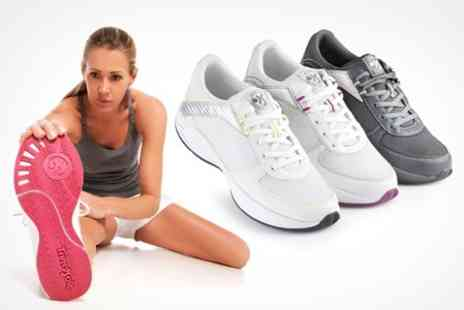 TrimSole.com - Trimsole Tona Trainers in Choice of Colours - Save 68%