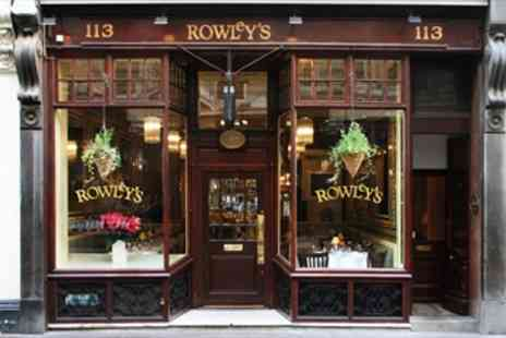 Rowleys - Perfect Chateaubriand Dinner for 2 - Save 42%