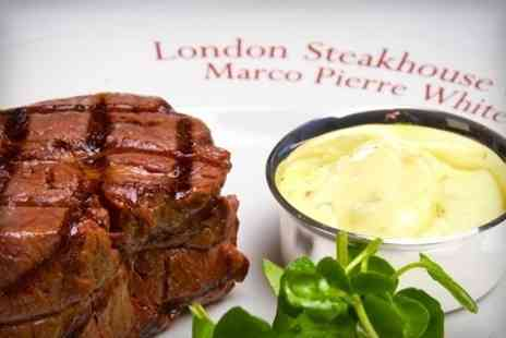Kings Road Steakhouse and Grill - Two Course Meal For Two - Save 56%