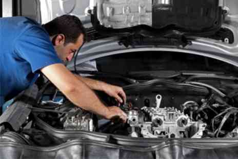 Bramford Road Mot Centre - MOT Test, Health Check and Top Up of Fluids - Save 50%