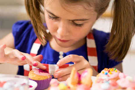 Cakes by Rizpah - Two Hour Family Cupcake Decorating Workshop for One - Save 50%