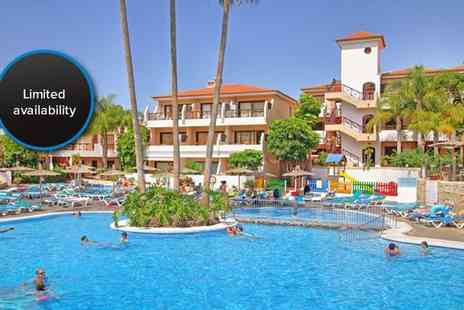 Petchey Leisure - In Tenerife Seven nights in a self catering one bed apartment including a food pack - Save 21%