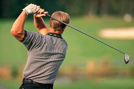Tamworth Golf Course - Round of Golf For Two - Save 53%