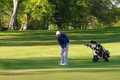 Alnwick Golf Club - Day of Golf For Two - Save 66%