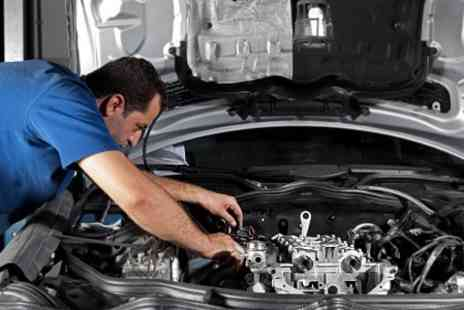 CM Garage Services - Car Air Conditioning Service Plus Re Gas - Save 58%