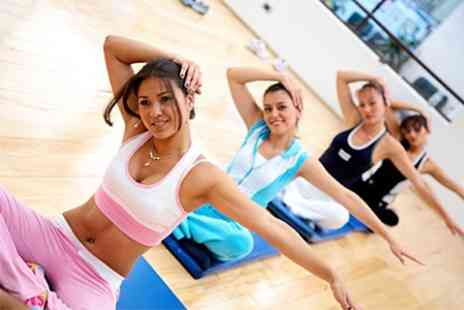 Energie Fitness For Women - Twelve Fitness Classes - Save 36%
