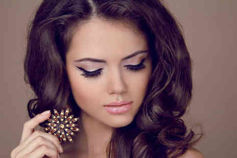 Perfection by Mona - Summer beauty package inc cut & blow dry party lashes and 2 areas of waxing - Save 68%