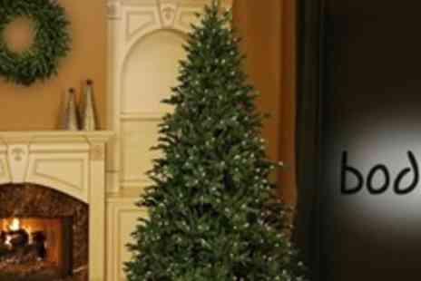 Bodini - 6ft Christmas Tree in Green, Gold, or Black - Save 68%