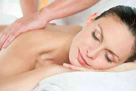 Blue Morpho Body and Mind Centre - Hour Long Swedish Deep Tissue Sports or Hot Stone Massage - Save 58%