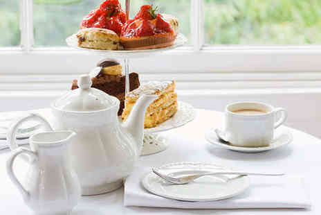 The Blacksmiths Table - Afternoon Tea for Two People - Save 50%