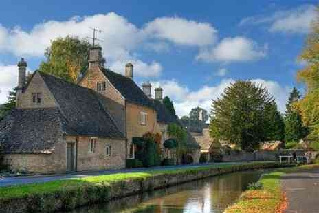 Crown Hotel - 1 Night Cotswolds stay for 2 including breakfast - Save 45%