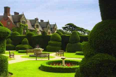 Billesley Manor Hotel - Warwickshire 2 Night Perfect' Manor Break with Extras - Save 45%