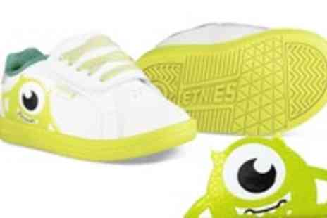 Music and Merchandise - Etnies Disney Monsters Kids - Save 26%