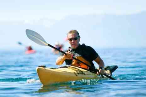 South Cerney Outdoor - Water Sports Kayaking Canoeing and Paddleboarding Induction - Save 68%
